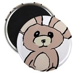 Stuffed Beary Magnet