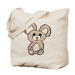 Stuffed Beary Tote Bag