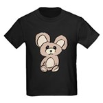 Stuffed Beary Kids Dark T-Shirt