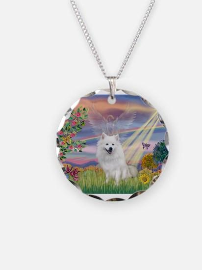 Cloud Angel / Eskimo Necklace