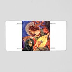 Mandolin Angel / Cavalier (BT Aluminum License Pla