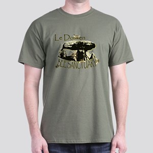 LE DOLMEN-BEE SANCTUARY Dark T-Shirt