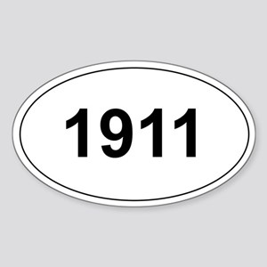 1911 Sticker