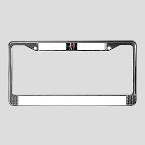 Jmcks Times Square License Plate Frame