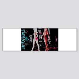 Jmcks Times Square Sticker (Bumper)
