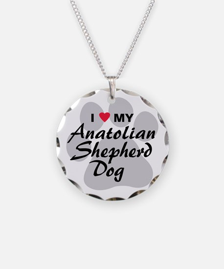 Anatolian Shepherd Dog Necklace