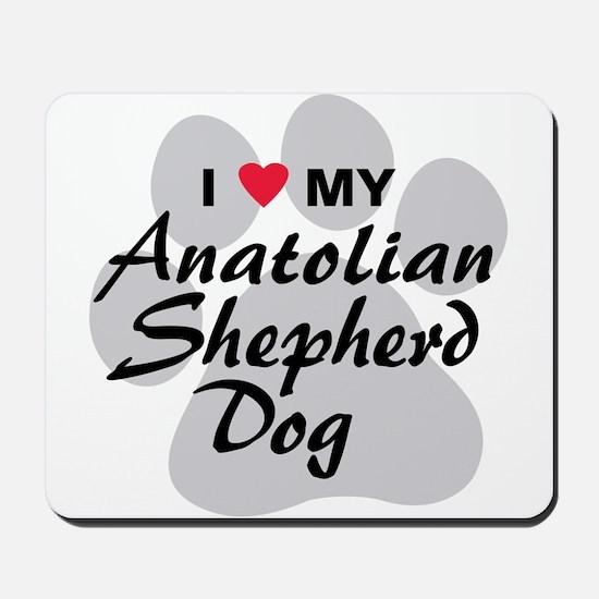 Anatolian Shepherd Dog Mousepad