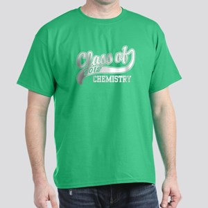 Class of 2012 Chemistry Dark T-Shirt