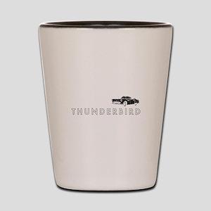 1955 Ford Thunderbird Shot Glass