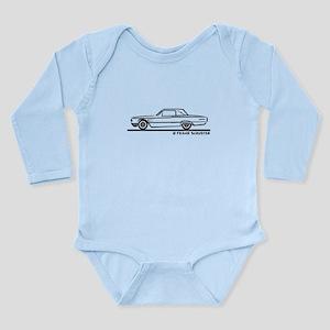 1965 Ford Thunderbird Landau Long Sleeve Infant Bo