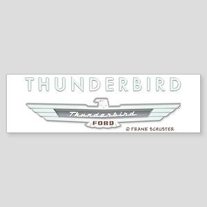 Thunderbird Emblem Sticker (Bumper)
