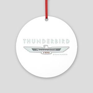 Thunderbird Emblem Ornament (Round)