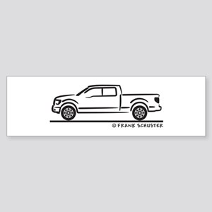 2010 Ford F 150 Sticker (Bumper)