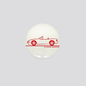 Miata MX-5 Mini Button (10 pack)