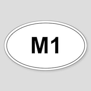 M1 Sticker