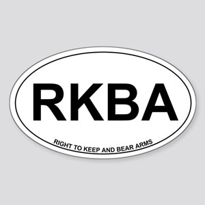 Right to Keep and Bear Arms Sticker
