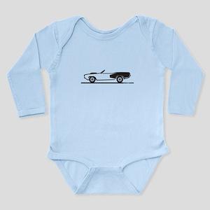 1970-74 Hemi Cuda Convertible Long Sleeve Infant B
