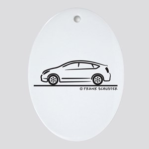 Toyota Prius Ornament (Oval)