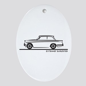 Triumph Herald Ornament (Oval)