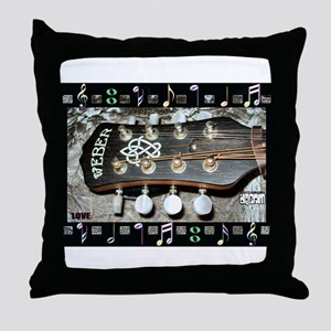 Mando Dream Throw Pillow
