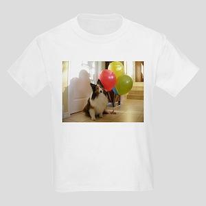 Sheltie Birthday Kids Light T-Shirt