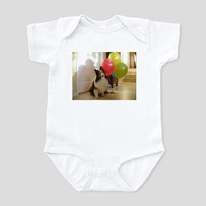 Sheltie Birthday Infant Bodysuit