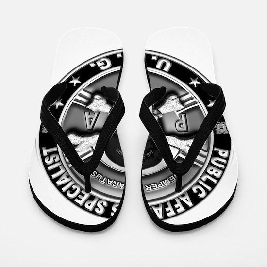 USCG Public Affairs Specialis Flip Flops