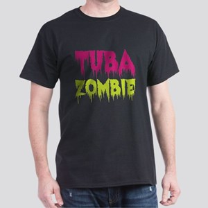 Tuba Zombie Dark T-Shirt
