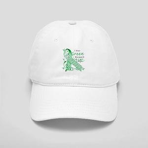 I Wear Green I Love My Brothe Cap