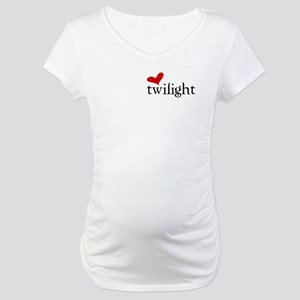 Sparkly Twilight Maternity T-Shirt