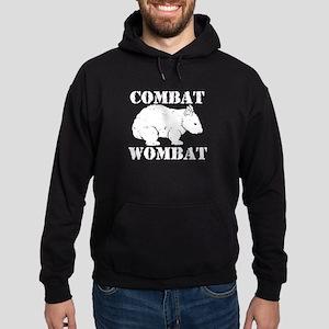 Combat Wombat Hoodie (dark)