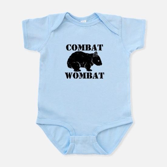 Combat Wombat Infant Bodysuit