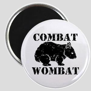 Combat Wombat Magnet