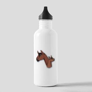 Oberhasli Goat Stainless Water Bottle 1.0L