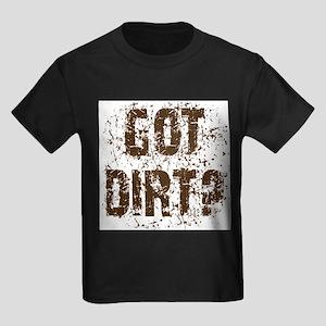 Got Dirt? Off Road 4x4 SUV Ash Grey T-Shirt