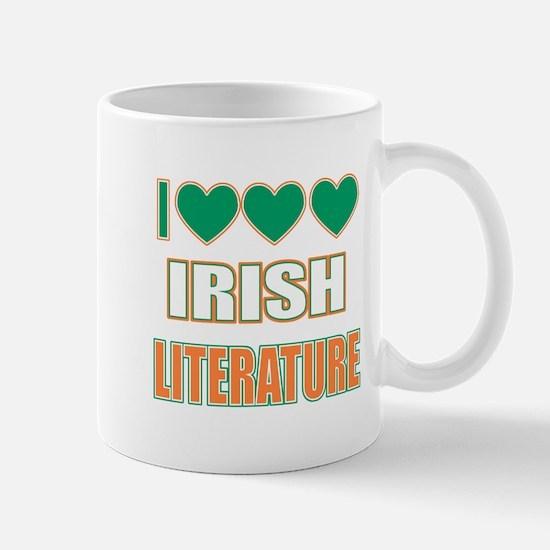 Irish Literature Mug