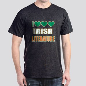 Irish Literature Dark T-Shirt