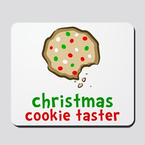 Cookie Taster Mousepad