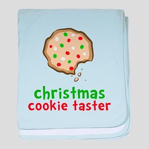 Cookie Taster baby blanket