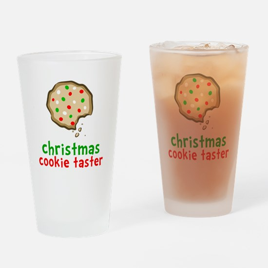 Cookie Taster Drinking Glass