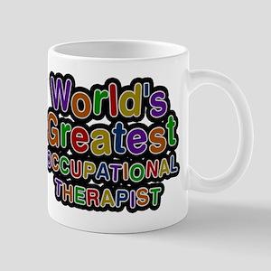 Worlds Greatest OCCUPATIONAL THERAPIST Mugs