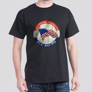 CelebrateFlagJuly4th LC T-Shirt