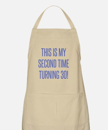 Cute 60th birthday Light Apron