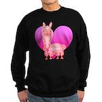 Alpaca Sweatshirt (dark)