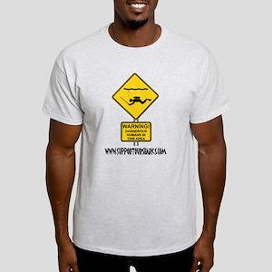 Caution Spear Diver Light T-Shirt