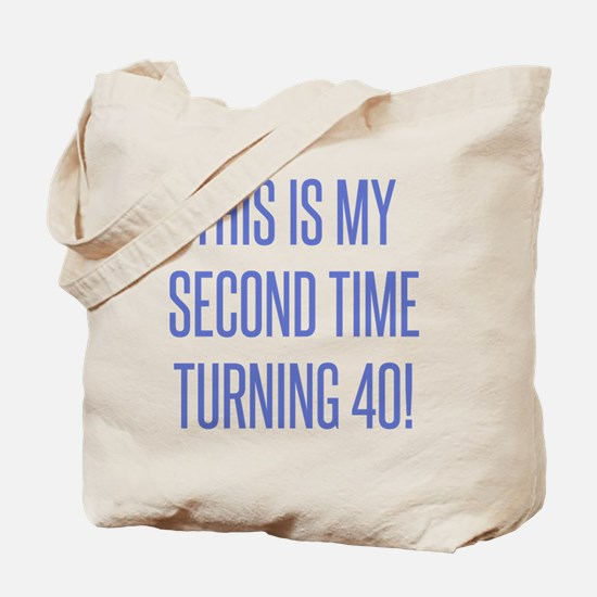 Cool Men 80th birthday Tote Bag