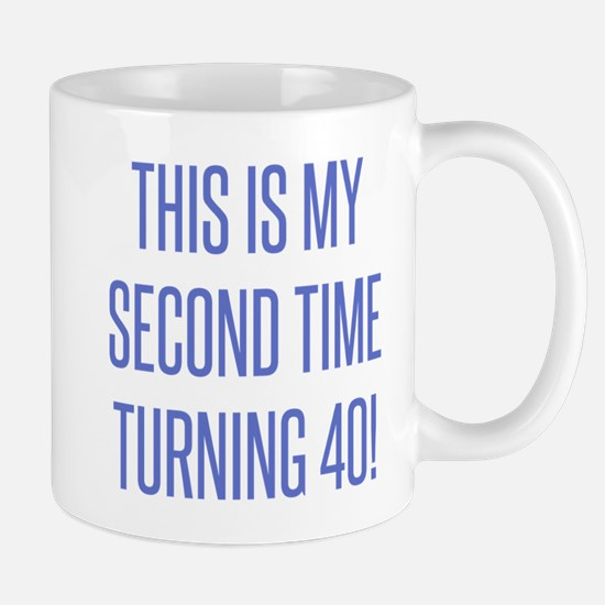 80th Birthday Gag Gift Mugs