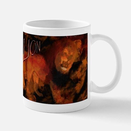 Jmcks Lion Mug