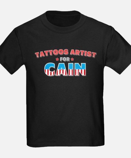 Tattoos artist for Cain T