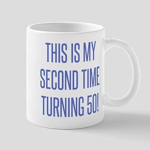 100th Birthday Gag Gift Mugs